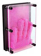 Экспресс-скульптор Гвозди Art-pin 18 см Розовые ( детское творчество )
