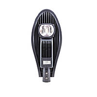Светильник уличный светодиодный 30Вт 6400К 2700Лм серый