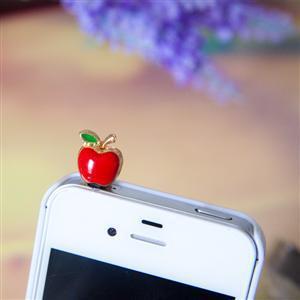 Яблоко на телефон