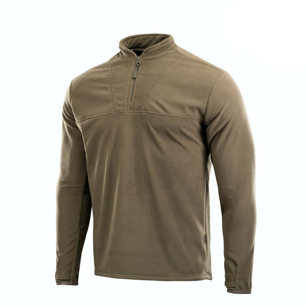Флісовий пуловер OLIVE