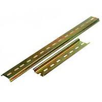 DIN-рейка 35 x 7,5 длина 1м, толщина 0,8мм
