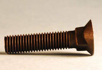 Болт лемешный М12 DIN 608 | класс прочности 10,9, фото 2
