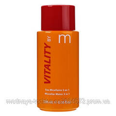 MATIS Мицеллярная вода 3 в 1 Vitality By M 200 мл