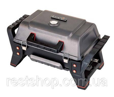 Гриль газовый Char-Broil Grill2Go X200, фото 2