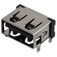 Гнездо USB тип A (90 град.), монтажное (Тип 2)
