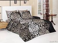 Комплект постельного белья First Choice Satin Cotton семейный Laura tas