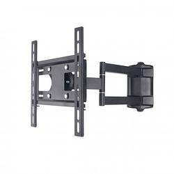 Кронштейн Квадо К-233. Наклонно-поворотное (2 колена) настенное крепление для ТВ с VESA до 200х200мм