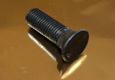 Болт лемешный М20 DIN 608   клас міцності 10,9