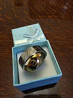 Кольцо Cartier с пробой 750(двойное)