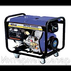 Дизельний генератор Werk WPGD6500E