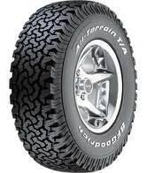 Внедорожные шины BFGoodrich All Terrain T/A КО, R15 R16 R17 R18