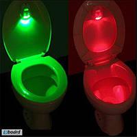 Подсветка для унитаза с датчиком движения, фото 1