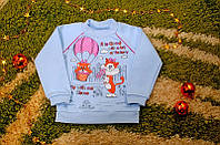 Водолазка-реглан детская для мальчиков( от 1 до 6 лет)