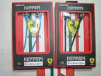 Наушники Вакуумные Ferrari цветные в упаковке, фото 1
