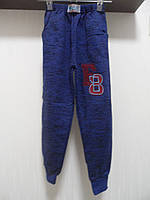 Спортивные брюки для мальчика от 1 до 4 лет. Без начёса, фото 1