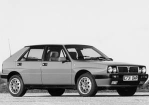 Lancia Delta / Prisma / Лянча Дельта / Призма (Хетчбек, Седан) (1979-1987)
