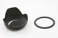 Бленда для объективов (тюльпан) 55 мм MASSA
