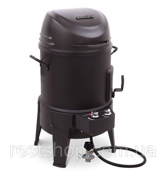 Гриль-коптильня газовый Char-Broil Big Easy Smoker