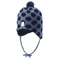 Зимняя шапка для девочки Reima 518431-6740. Размеры 46 и 50.
