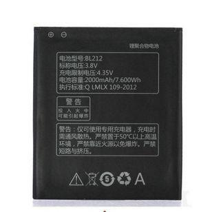 Аккумулятор на Lenovo BL-212
