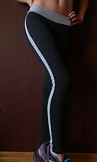 Спортивные леггинсы женские № 54, фото 2