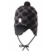 Зимняя шапка для мальчика Reima 518431-9730. Размеры 46 и 50.