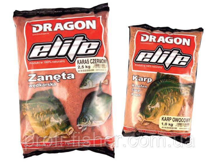 Прикормка ELITE Линь Марципан 1.00kg