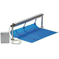 Наматывающее устройство (ролета) для бассейна Vagner 2,7-4,4 м стационарная с электроприводом