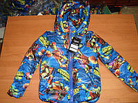Куртка Ниндзя Черепашки размер  122 см