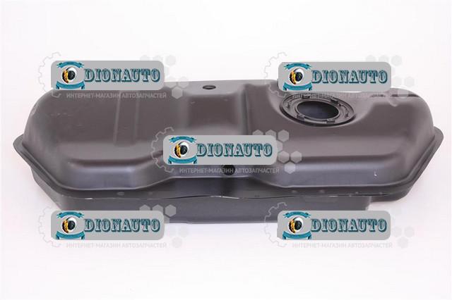 Бак топливный Ланос, Сенс без датчика (бензобак) Chevrolet Lanos (92110003)