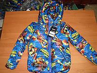 Куртка Ниндзя Черепашки размер 128 см