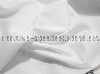 Рубашечная ткань белая