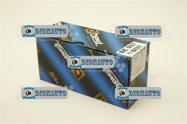 Колодка передняя тормозная ЗИЛ-5301 BEST к-т ЗИЛ 5301 (5301-3501090)