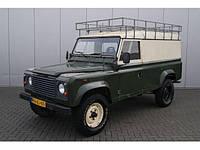 Land Rover Defender / Ленд Ровер Дефендер (Внедорожник) (1983-)