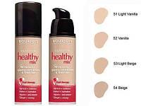 Тональный крем для лица Bourjois Healthy Mix Foundation