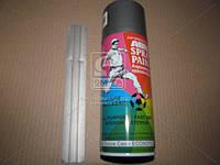 Краска алюминиевая 473мл высокотемпературная аэрозоль ABRO (арт. PT-201), AAHZX
