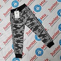 Подростковые спортивные камуфляжные штаны для мальччиков оптом F&D