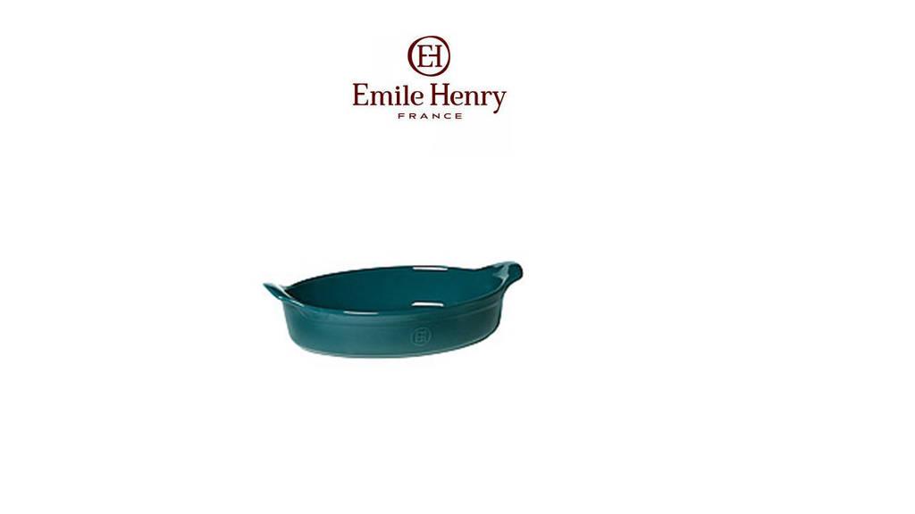 Форма для запекания Emile Henry 34,5x23,5 см (979042) Темно-синяя