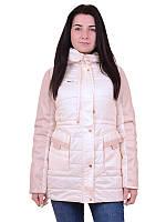 Детская демисезонная куртка Николь для девочек (рост 146-164)