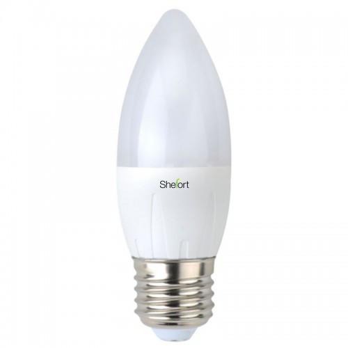 Лампочки светодиодные E27 свечи