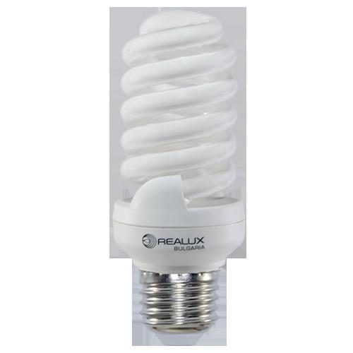 Лампочки светодиодные E27 спиральные