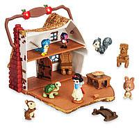 Игровой набор Белоснежка Disney Animators' Collection Snow White Micro Playset
