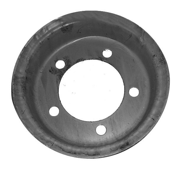 Диск колеса опорного (половинка) с отв. КРНВ, СЗП-3,6