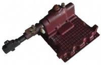 Крышка КПП с боковым управлением без рычага МТЗ , фото 2