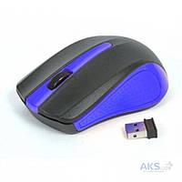 Компьютерная мышка OMEGA Wireless OM-419 (OM0419BL) Blue, фото 1