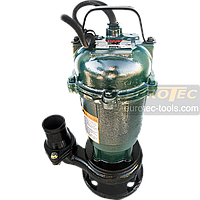 Насос дренажный для выгребных ям Eurotec PU 205, 40-75 мм, чугунный для грязной воды, фекальный выгребной, фото 1