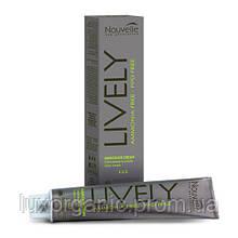 Краска для волос без аммиака Nouvelle Lively Hair Color 100 мл.