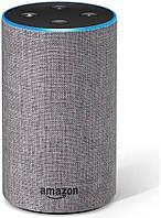 Amazon Акустическая система Amazon Echo Heather gray (2Gen)