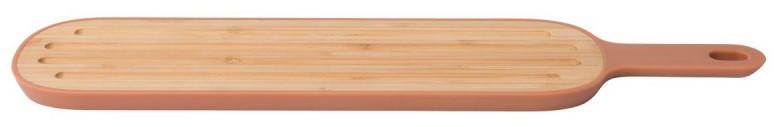 Разделочная доска BergHOFF Leo 44x10 см с ручкой (3950087)