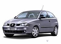 Накладки на панель Seat Ibiza (2000-2009)